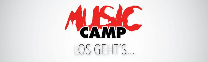 Music Camp - Anmeldung