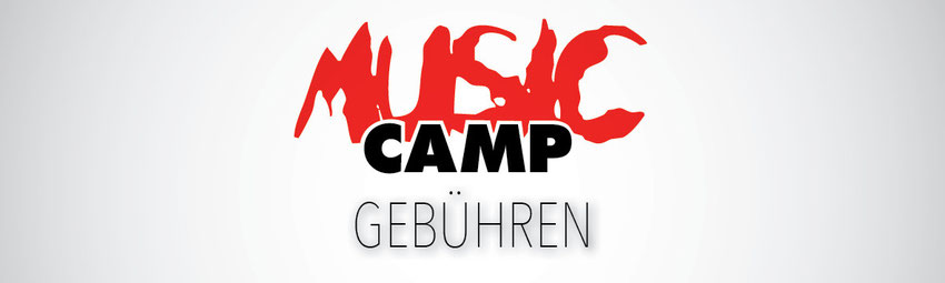 Music Camp Gebühren