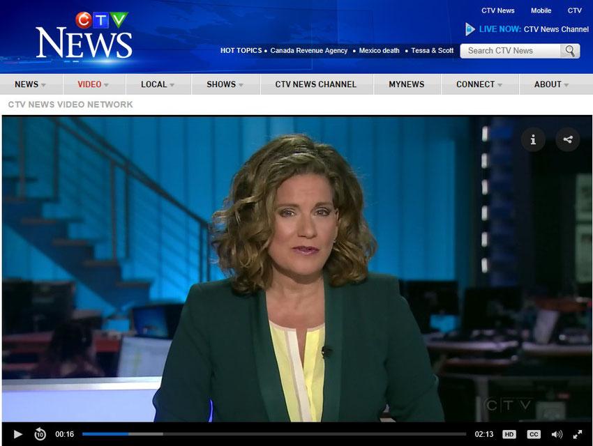 CTV National Canadian Television, IG Heimatforschung RLP