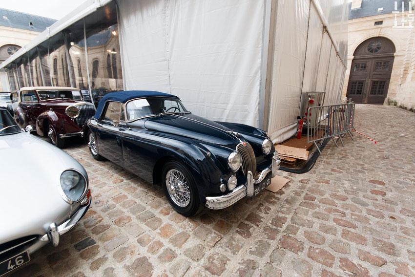 Jaguar XK150 3,8 litres Cabriolet châssis n° S838700DN
