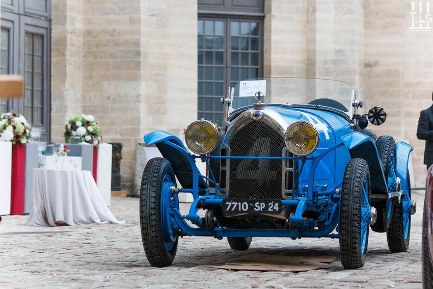 Lorraine-Dietrich B3-6 Le Mans Torpédo Sport 1925 châssis n° 122892