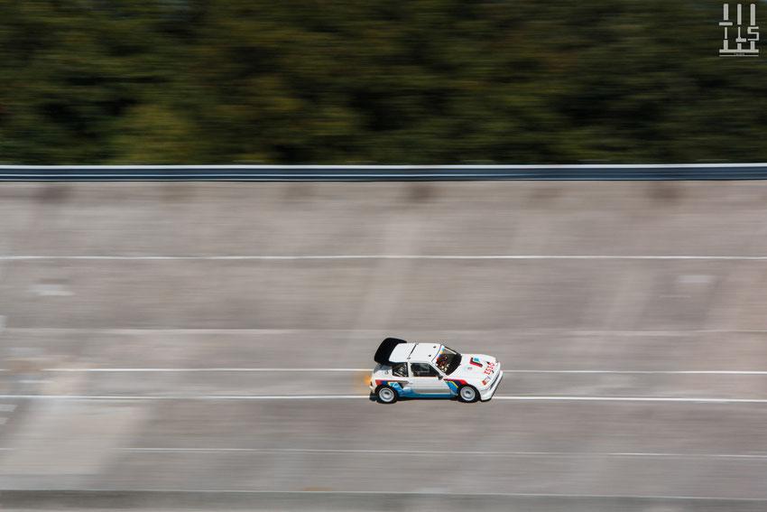 Peugeot 205 Turbo 16 - Les Grandes Heures Automobiles 2015, Montlhery