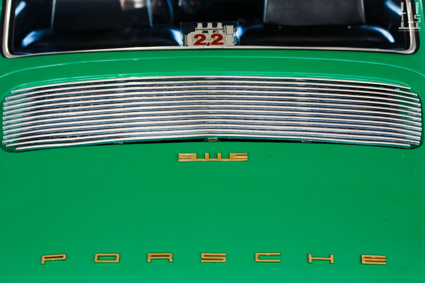 Porsche 911S - Les Grandes Heures Automobiles 2015, Montlhery