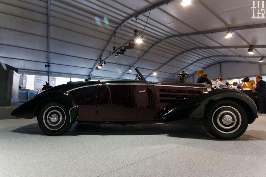 Bugatti Type 57 Cabriolet châssis n° 57589