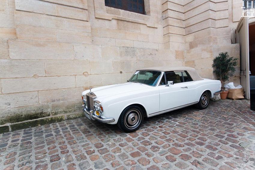 Rolls-Royce Corniche cabriolet châssis n° DRX13154