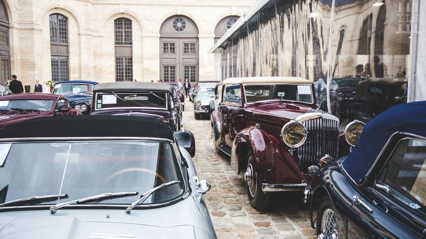 Bentley 4¼-Litre cabriolet châssis n° B14KT
