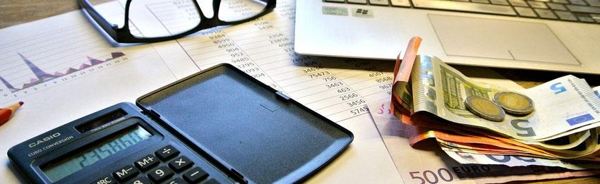 Rechnung schreiben, Kleinunternehmer, Firmenbezeichnung