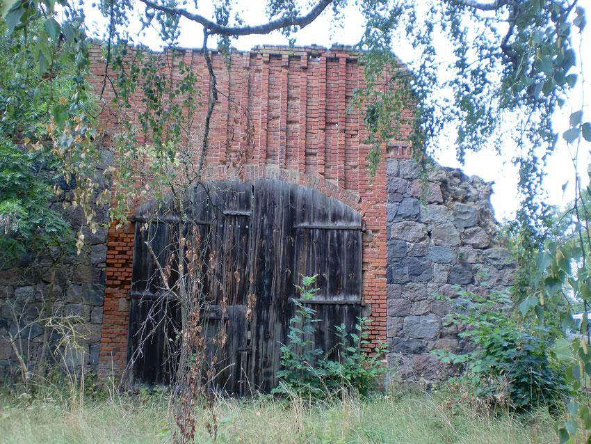 Geheimnissvolle Ruinen