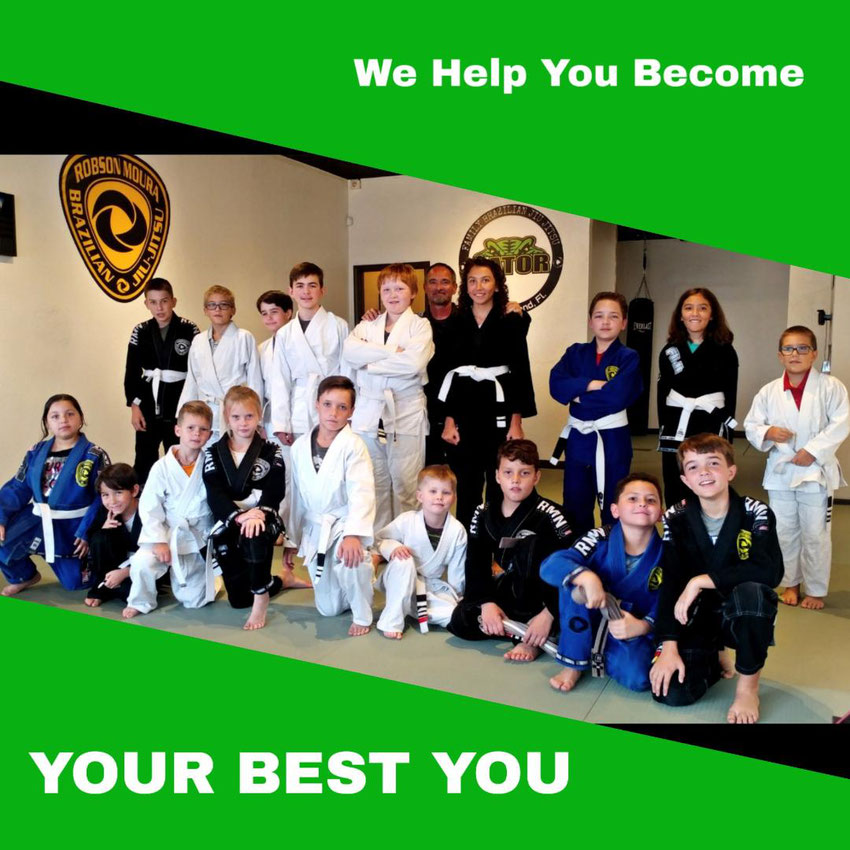 Kids and Teen class at martial arts deland.