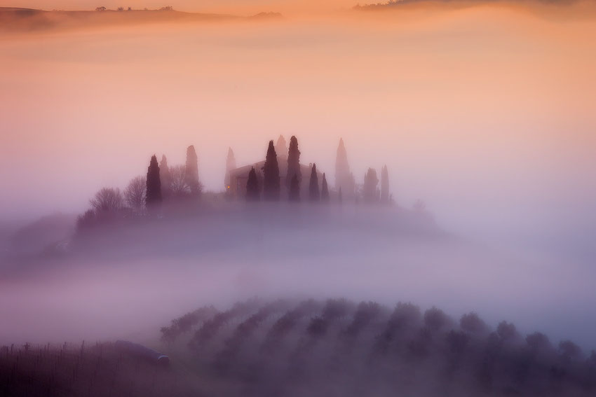 mistic Tuscany