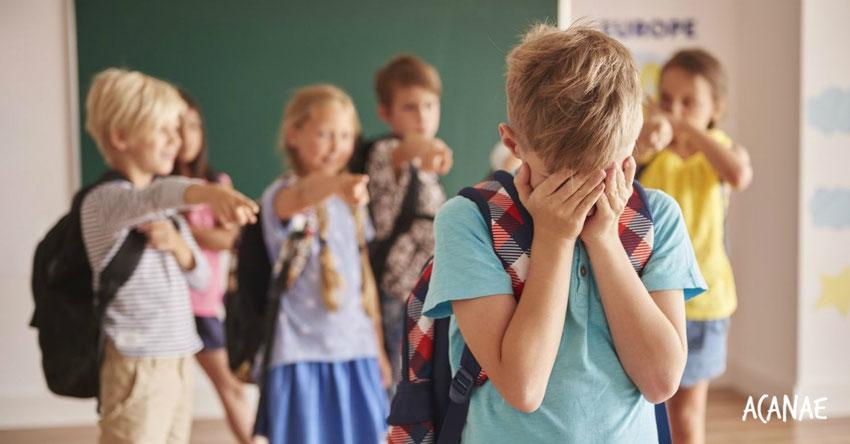 Métodos para aplicar en los centros escolares en casos de bullying