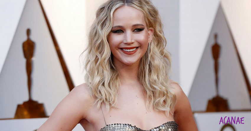 Jennifer Lawrence fue víctima de bullying en el colegio