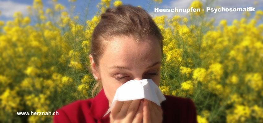 Heuschnupfen, Allergie, Schnupfen, Frühling