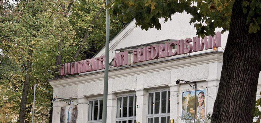 das FAF (Filmtheater am Friedrichshain) ist auch dieses Jahr wieder Spielstätte der Berlinale