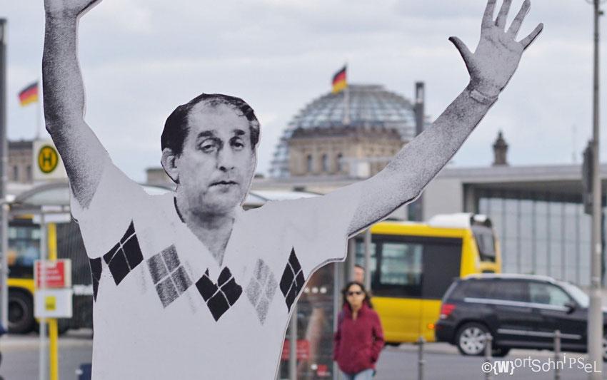 Basketballurgestein und gebürtiger Berliner Ralph Klein