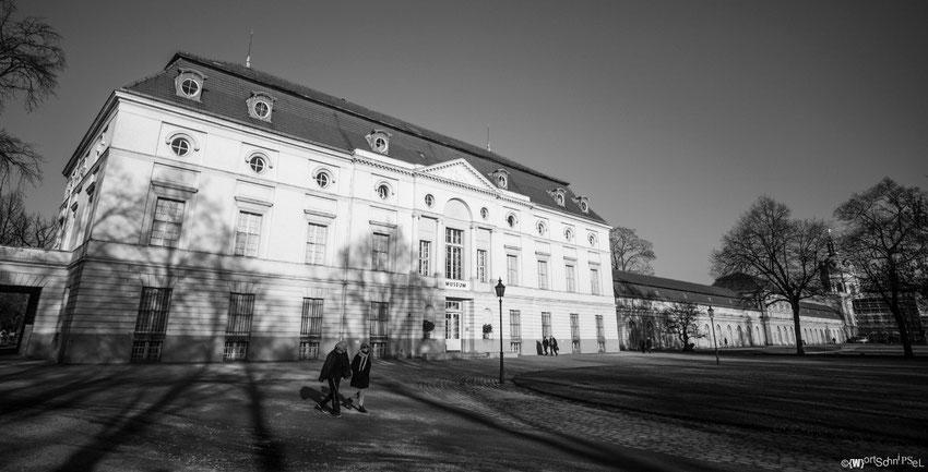das Museum im ehemaligen Schlosstheater