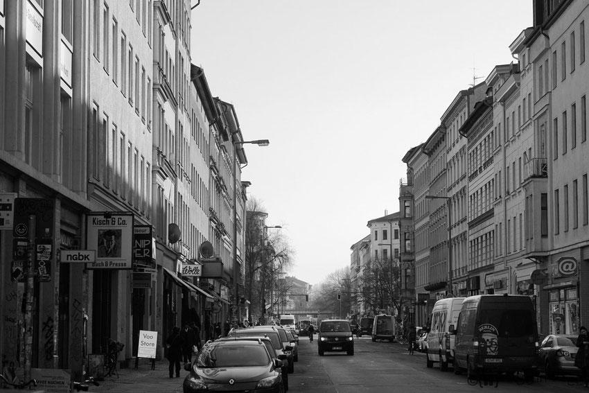 die Oranienstraße
