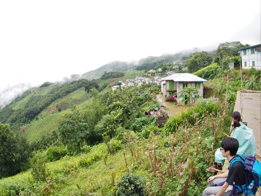 Tar yoe village