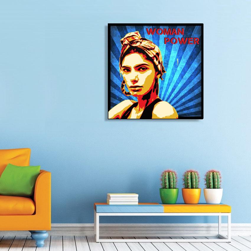 tableau-personnalise-salon-decoration-murale