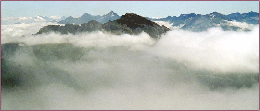 Gipfelblick, Berwang Roter Stein, Region Zugspitze, Tirol
