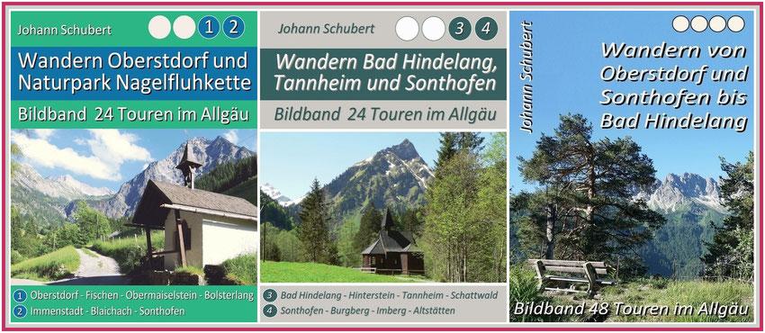 Bildband Hindelang Tannheim Sonthofen Oberstdorf Nagelfluhkette