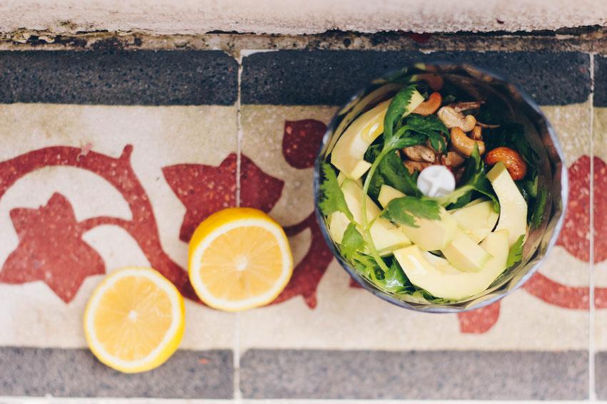Avocado Kräuter Pesto