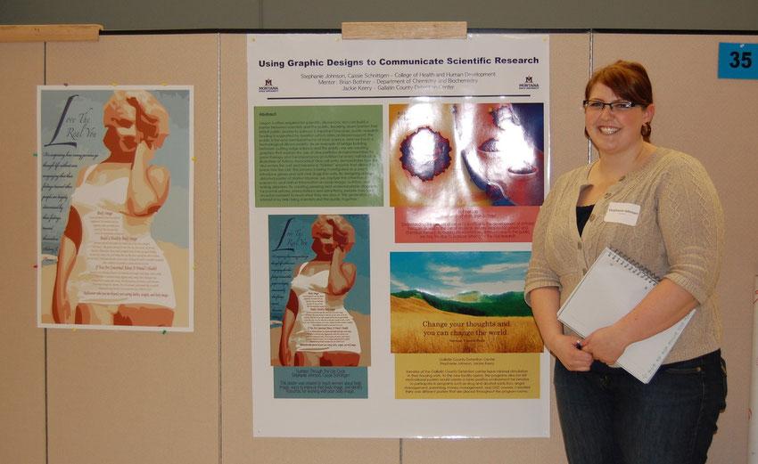 My poster at the Undergraduate Scholars Program Research Celebration on April 15, 2011.