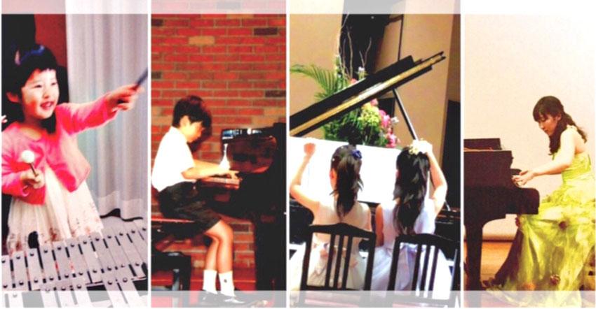 姫路ピアノ教室です。幼児から大人の方までレッスンしています。