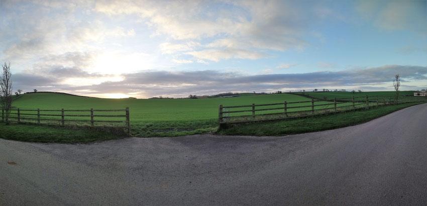 Ipplepen, Devon, UK, Countryside, Farm, Wristbands