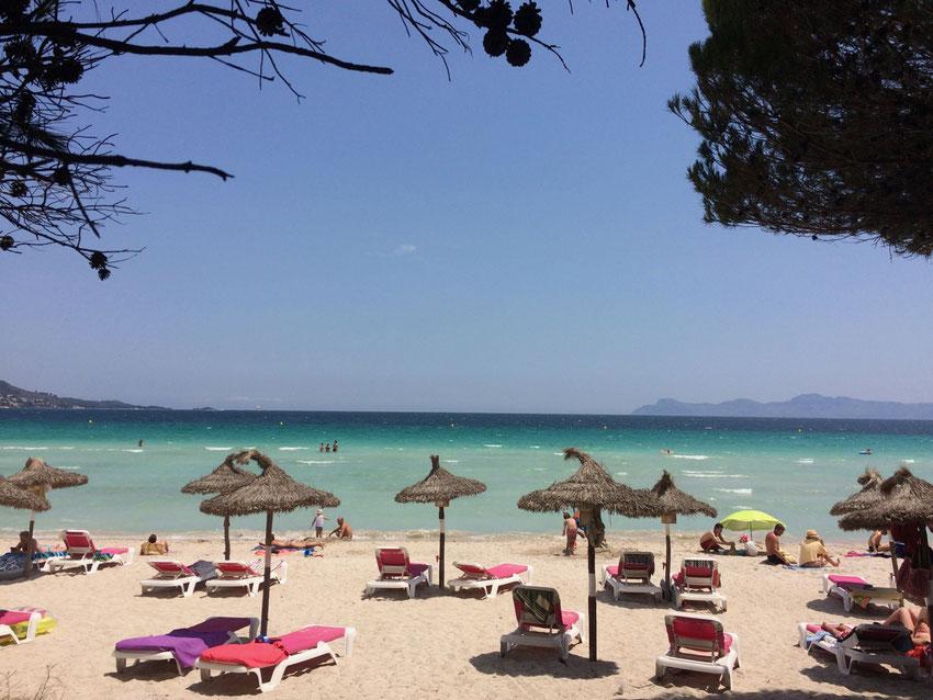 """Am Strand liegen und sein """"living"""" machen - unser aller Traum oder doch bald Wirklichkeit?"""