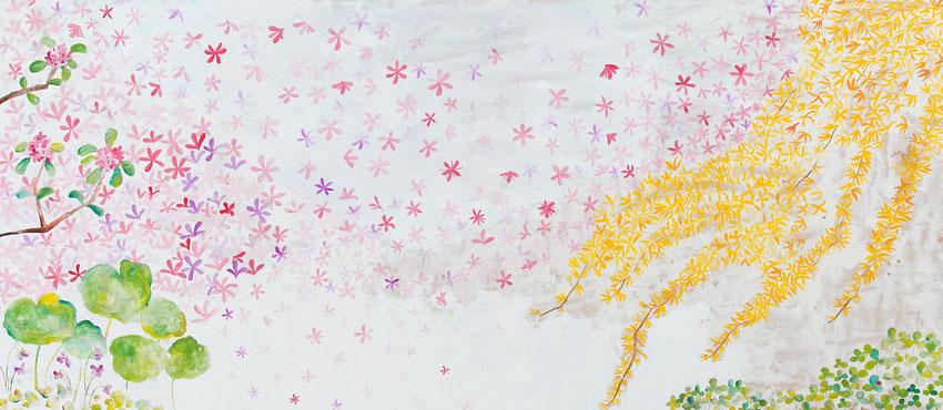明日咲く花
