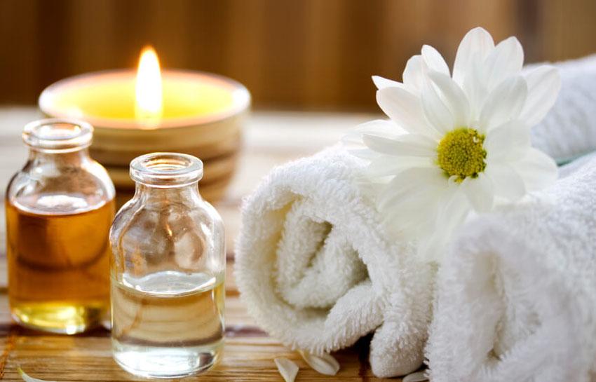 sauna massage wellness