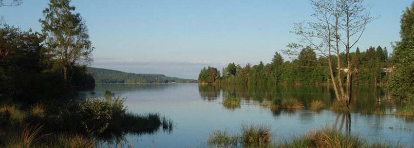 rando lac de vassiviere