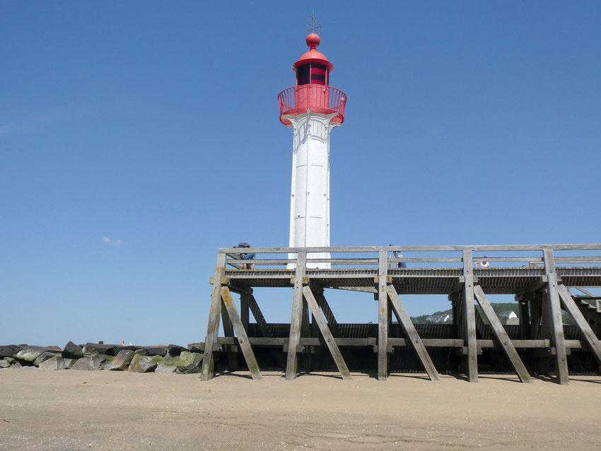 e phare de Trouville-sur-mer