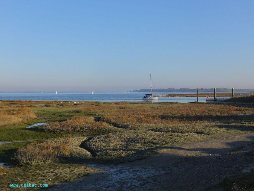 Baie de Somme au Hourdel