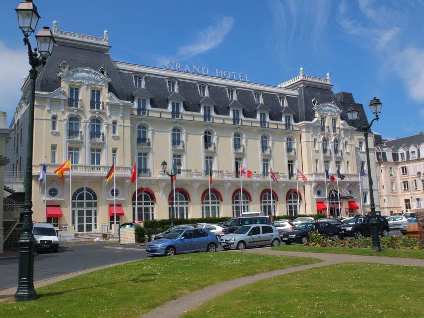 Le Grand Hôtel de Bolbec, Cabourg