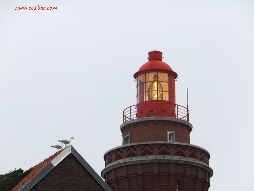 Le phare d'Ault