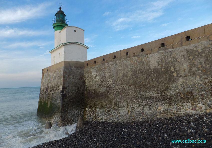 Le phare du Tréport