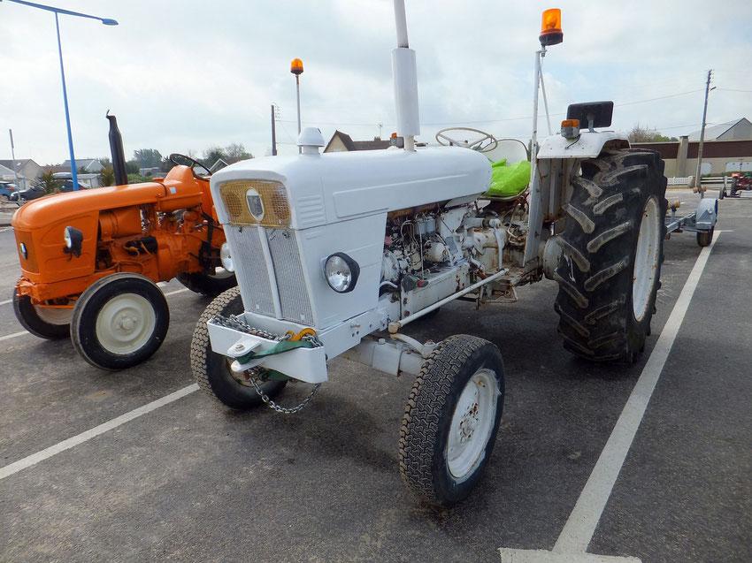 Quand devant roule un tracteur, écoutez donc les détracteurs !
