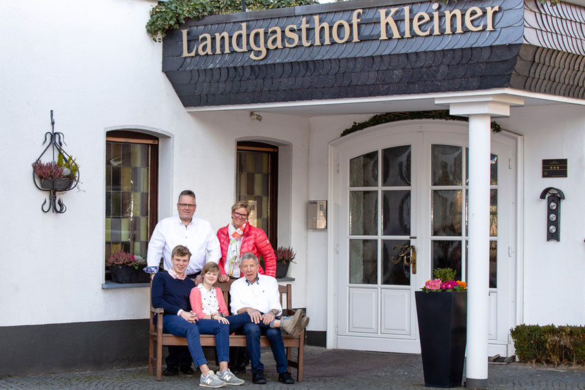 Familiengeführter Landgasthof Kleiner