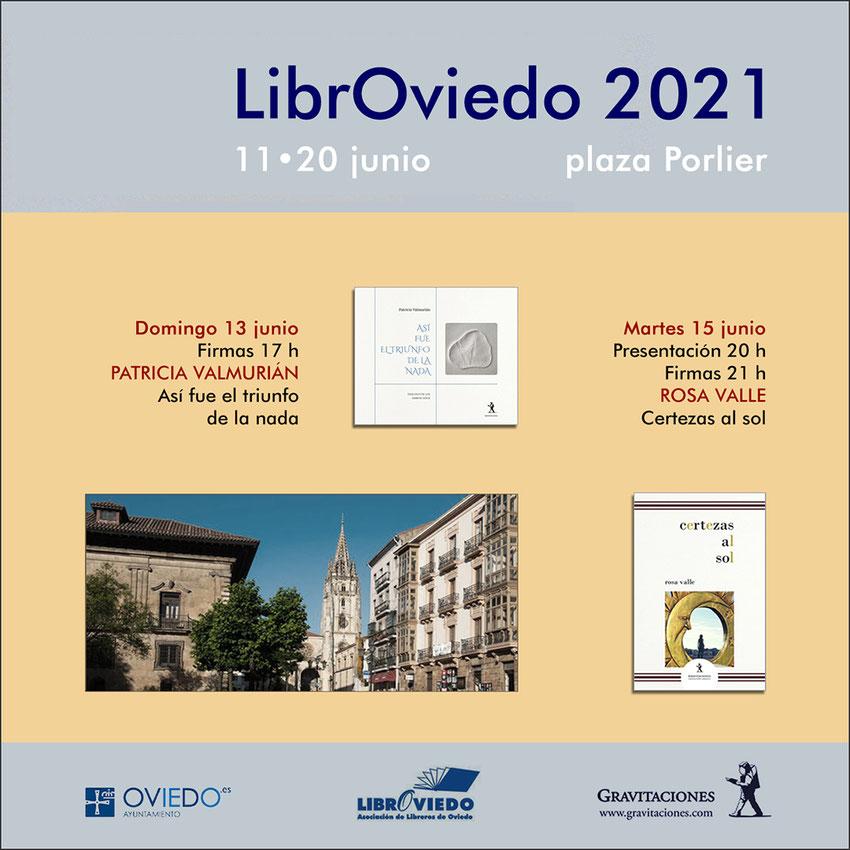 Editorial Gravitaciones - LibrOviedo 2021