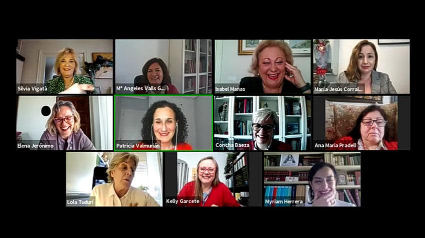 BPW Spain, Día del Libro, DíaDelLibro2021, Patricia Valmurián