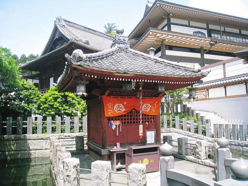 成田山 弁財天堂