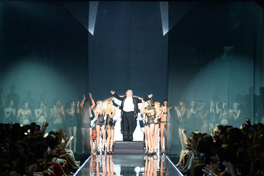 Intimissimi - Concerto Sfilata di moda intima - con Gaga Symphnony Orchestra - Verona