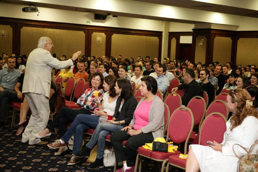 Sing your song! - Enrst&Young Convention - Varna (Bulgaria)