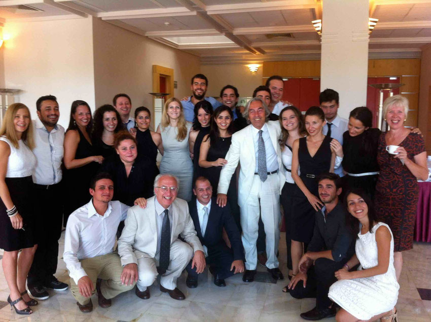 Corso Future Leader of the World- Istanbul (Turchia) - con Stefano d'Anna