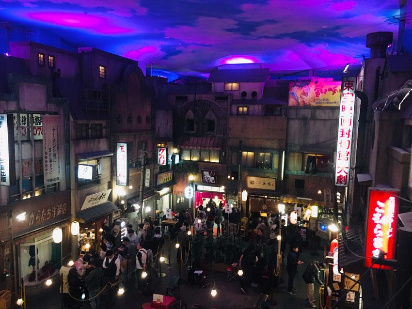 新横浜ラーメン博物館の見所・営業時間・駐車場・アクセス・割引情報