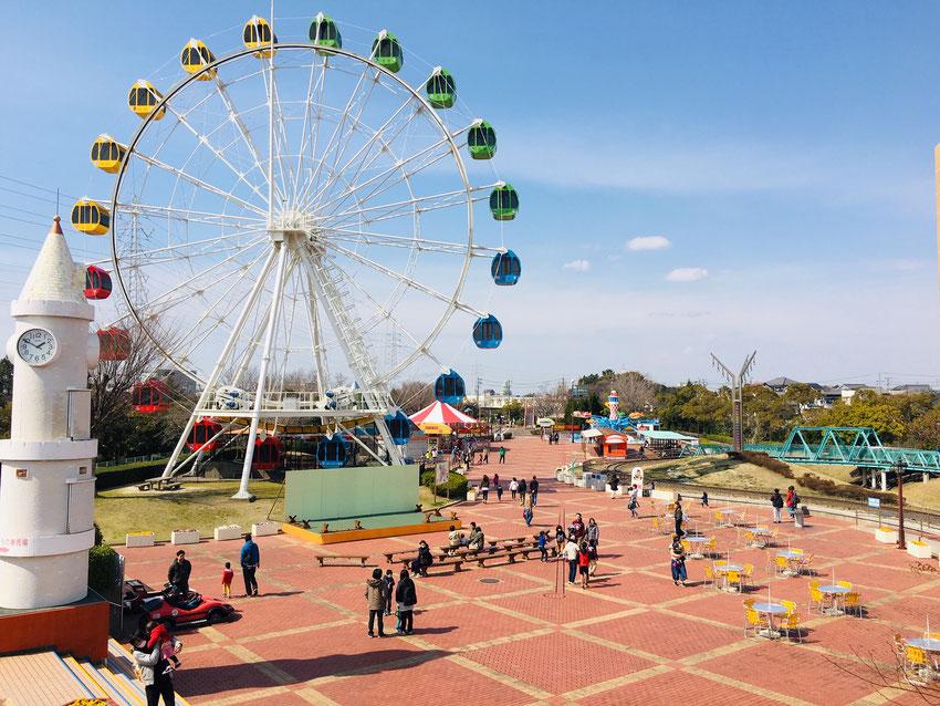 愛知県(尾張方面)の遊び場