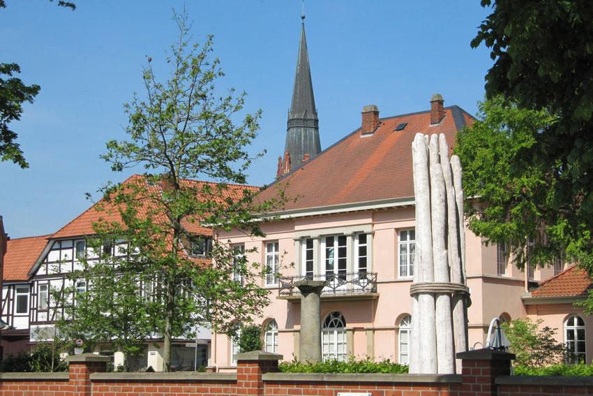 Niedersächsisches Spargelmuseum in Nienburg an der Weser. (Quelle: Pixabay)