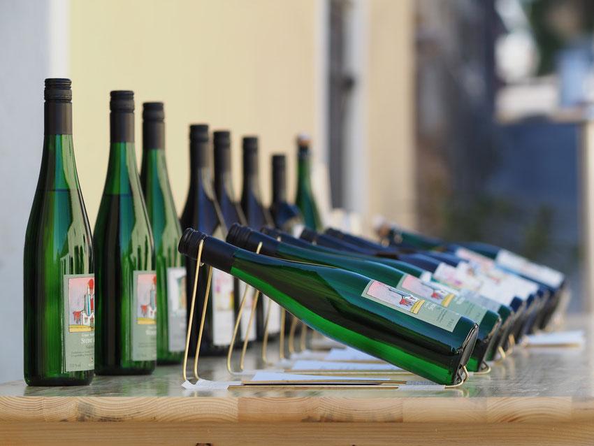 Was wären Flaschen ohne Keller ? - Richtig - am besten verkauft ! aber vorher ...